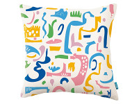 Paper Melodies Cushion