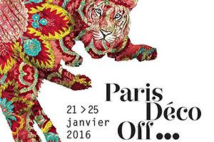 Mark Alexander at Paris Deco Off