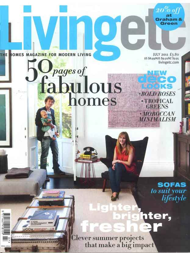 Living etc July 2011