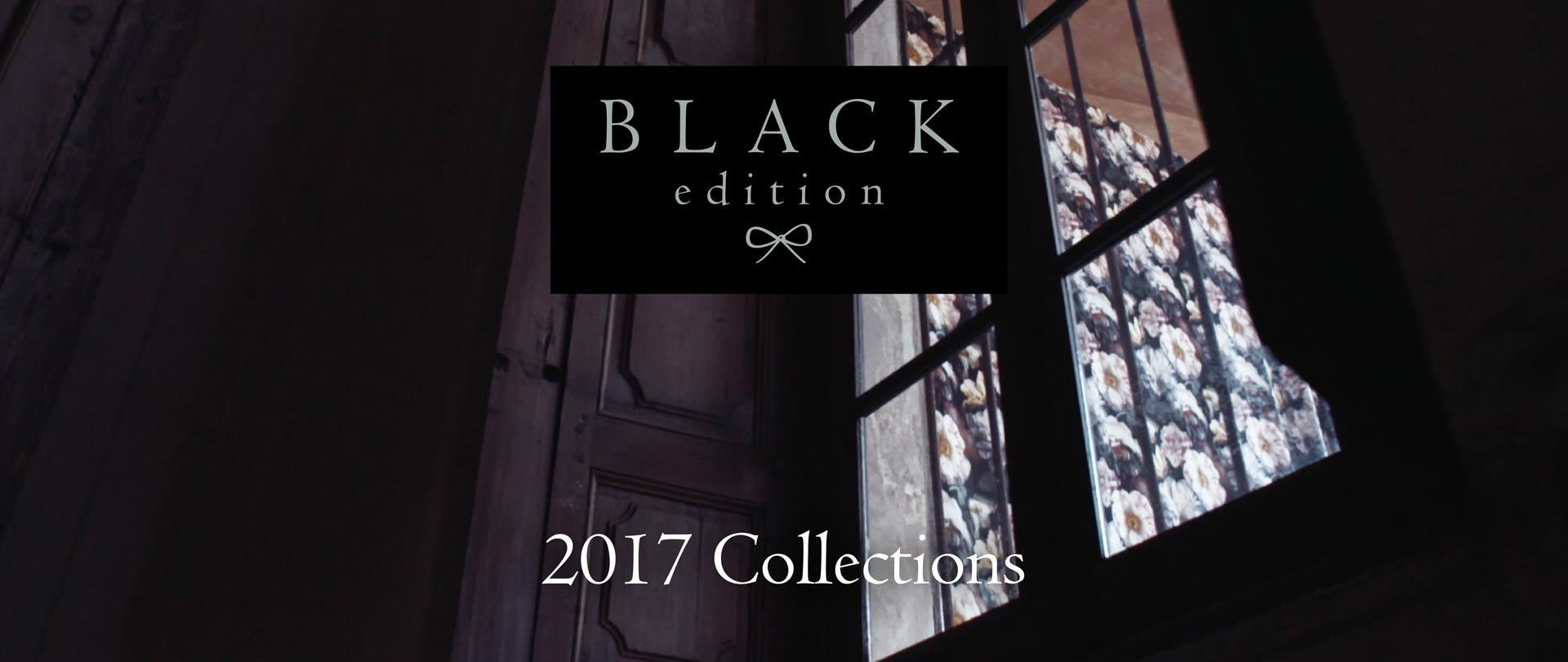 Black Edtion at Paris Deco Off... 2017