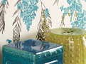 Fougere Wallcovering Lagoon 1