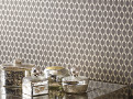 Mandola Wallcovering Ash 1