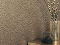 Licia Wallcovering Nori/Antique Gold 1