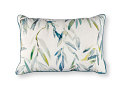 Elvey Velvet Cushion Kingfisher