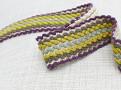 Finola Knit Braid Mulberry