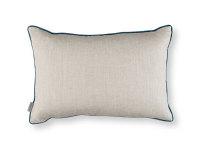 Elvey Velvet Cushion Kingfisher Image 3