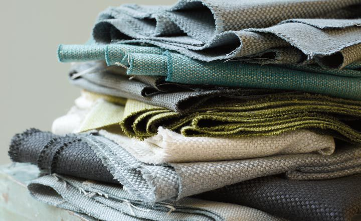 Romo Delano Linen Fabrics available to buy online at Marsh & Co.
