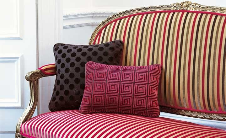 Romo Cantello Velvets available to buy online at Marsh & Co.