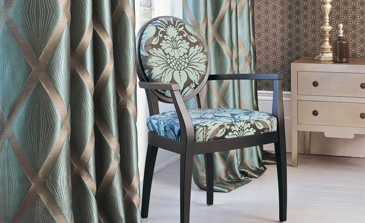 Romo Grandis Fabrics available to buy online at Marsh & Co.