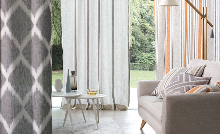 Romo Izora Linen Fabrics available to buy online at Marsh & Co.