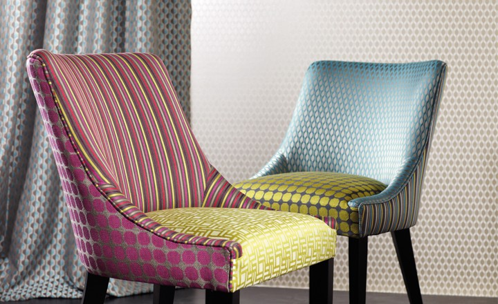 Romo Lanza Fabrics available to buy online at Marsh & Co.