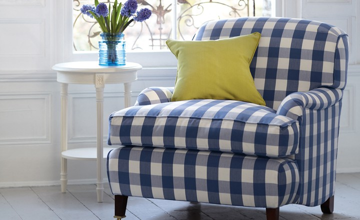 RomoMelbury Stripes & Checks  available to buy online at Marsh & Co.