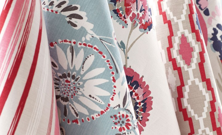 Romo Ortega Fabrics available to buy online at Marsh & Co.