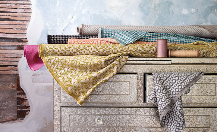 Romo Tremont Fabrics  available to buy online at Marsh & Co.