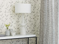 Hana Trail Wallcovering Powder Blue 1
