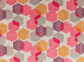 Honeycomb Carmine