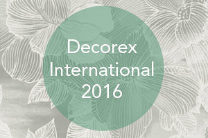 Decorex Round Up 2016
