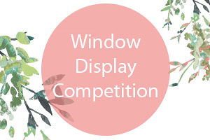 Window Display Competition - Winners!