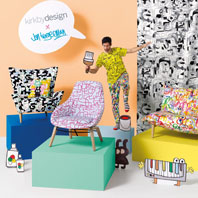 Kirkby Design X Jon Burgerman - September 2015