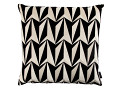 Origami Rockets Cushion Monochrome