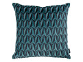 Origami Rocketinos Cushion Teal