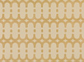 Loopy Link Wallcovering Gold