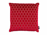 Bakerloo Cushion Ruby Image 2