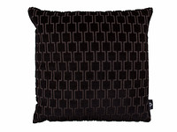 Bakerloo Cushion Jet Black Image 2