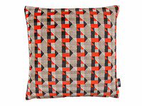 Piccadilly Cushion Neon Orange Image 2