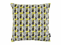 Piccadilly Cushion Lime Image 2