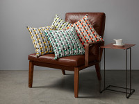 Piccadilly Cushion Lime Image 3