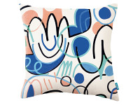 Wobblepotamus Cushion