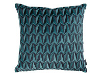 Origami Rocketinos Cushion Teal Image 2