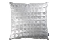 Moonlit Pyramid Cushion Silver Image 2