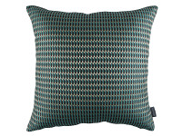 Stamp Cushion Teal Image 2