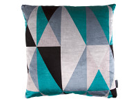 Arco Cushion Teal Image 2
