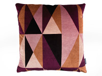 Arco Cushion Plum Image 2