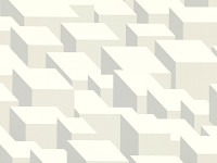 Cubic Bumps Wallcovering