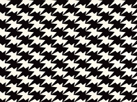 Zig Zag Birds Wallcovering