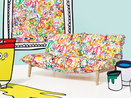 Kirkby Design x Jon Burgerman