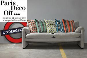 Kirkby Design - Paris Deco Off 2014 - 23rd - 27th January 2014