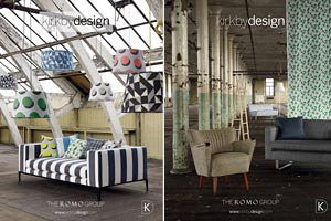 Kirkby Design's New Adverts