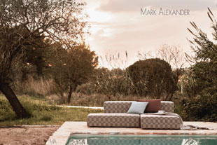 Mark Alexander - Sierra - Indoor/ Outdoor Linen Weaves
