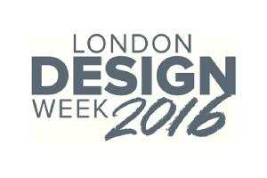 Mark Alexander en la Semana de Diseño de Londres de 2016