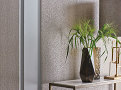 Opus Wallcovering Feather Grey 1