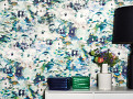 Kansai Wallcovering Peacock 2