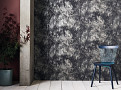 Utsuro Wallcovering Anthracite 1