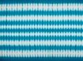 Shibori Moroccan Blue