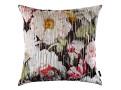 Herbaria Jacquard 50cm Cushion Cinnabar