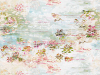 Pleasure Gardens Wallcovering Bloom Image 2